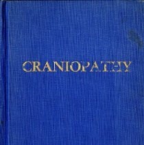 Image of 2016.54 - The Story of Craniopathy: A Science of Health Its Theory and Practice