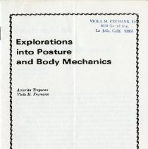 Image of 2008.58 - Explorations into Posture and Body Mechanics
