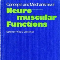 Image of 1997.42 - Concepts and Mechanisms of Neuro-muscular Functions