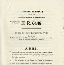 Image of 2017.06 - H.R. 6448: National Science Foundation Act of 1946