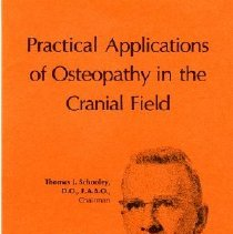 Image of 2008.58 - Practical Applications of Osteopathy in the Cranial Field