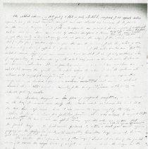 Image of 2004.275 - Handwritten paper on the Anatomy of the Vertebral Column