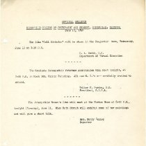 Image of Official Bulletin: June 11, 1946