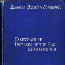 Image of 2016.26 - Essentials of the Diseases of the Ear, 2nd Edition