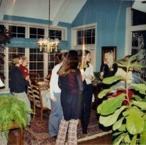 Image of Women at NOWPA Dessert Party