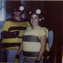 Image of 2017.02 - Two Bumble Bees at Halloween Party