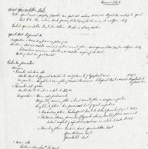 Image of 2004.275 - Neuroanatomy Notes
