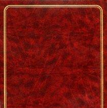 Image of 2017.02 - Delta Omega Red Scrapbook