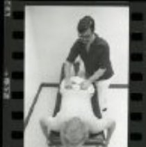 Image of 2008.58 - Images of Osteopathic Treatments Performed On Patient