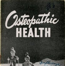 Image of 2009.65 - Osteopathic Health: Influenza