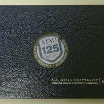 Image of 2017.31 - ATSU Commemorative Coin Booklet