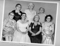 Image of Members of the Auburn Grandmother's Club, 1962
