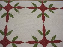 Image of Turkey Tracks Quilt - Quilt