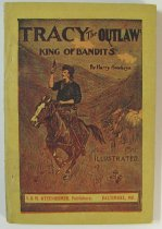 Image of Tracy, The Outlaw, King of Bandits - Book