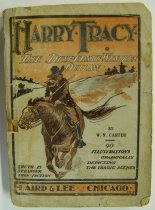 Image of Harry Tracy, The Desperate Western Outlaw - Book