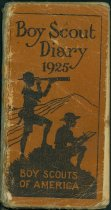 Image of Boy Scout Diary - diary