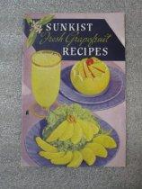 Image of Sunkist Fresh Grapefruit Recipes - Book