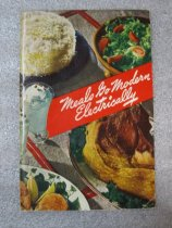 Image of Meals go Modern Electrically - book