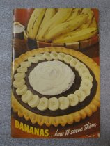 Image of Bananas...how to serve them - Book