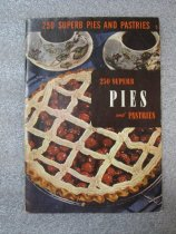 Image of 250 Superb Pies and Pastries - Book
