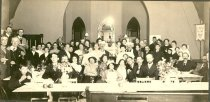 Image of First Presbyterian Church Oyster Supper - Print, Photographic