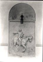 Image of Plaque of George Washington - Print, Photographic