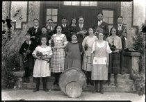 Image of School Band - Print, Photographic