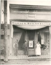Image of Bissell's Bargain Bazaar - Print, Photographic
