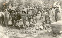 Image of Hops Pickers - Print, Photographic