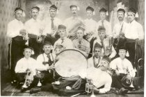 Image of Auburn's First Band - Print, Photographic