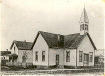 Image of Methodist Episcopal Church - Print, Photographic