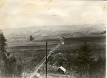 Image of View of Auburn from West Hill - Print, Photographic
