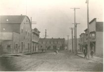 Image of Auburn's Main Street, Looking West - Print, Photographic