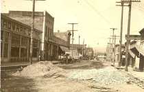 Image of Main Street Paving - Print, Photographic