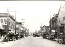 Image of Main Street Looking East - Print, Photographic