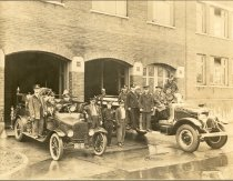 Image of Auburn Fire Dept. - Print, Photographic