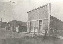 Image of Auburn Post Office - Print, Photographic