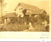 Image of James Hart Home - Print, Photographic