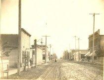 Image of Auburn's Division Street - Print, Photographic