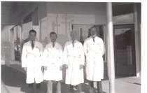 Image of North - Gaines Lumber Staff - Print, Photographic