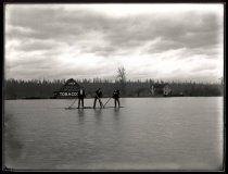Image of Flood and Raft - Print, Photographic