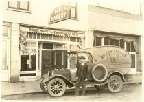 Image of Kent Bakery Truck - Print, Photographic