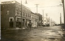Image of Downtown Kent, 1st and Gowe - Print, Photographic