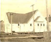 Image of First Baptist Church, Kent - Print, Photographic