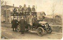 Image of Volunteer Fire Department, Kent - Print, Photographic