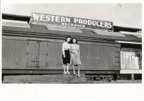 Image of Western Producers Exchange - Print, Photographic