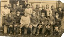 Image of Auburn High School Football Team - Print, Photographic