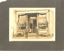 Image of Rogers and Wood Furniture Store - Print, Photographic