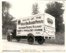 Image of NP Baked Potato Delivery Truck - Print, Photographic
