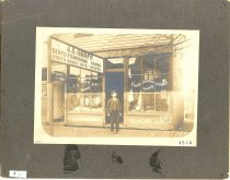 Image of J.A. Shoff Store - Print, Photographic